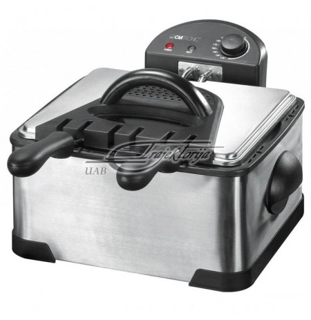 Fryer Clatronic FR 3195 (4 l, 2000 W, inox color)