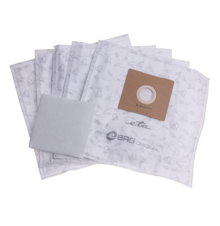 ETA Vacuum cleaner bags Original ETA960068000 Suitable for all ETA