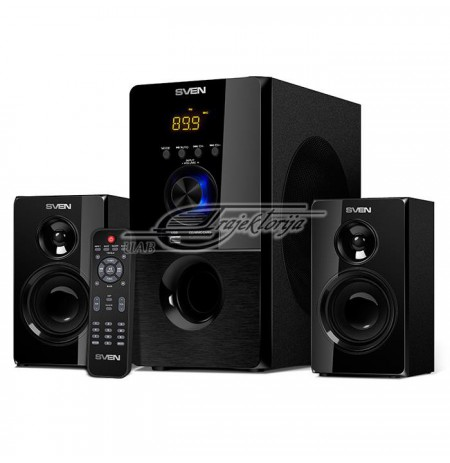 Speakers computer SVEN SV-013233 (2.1, black color)