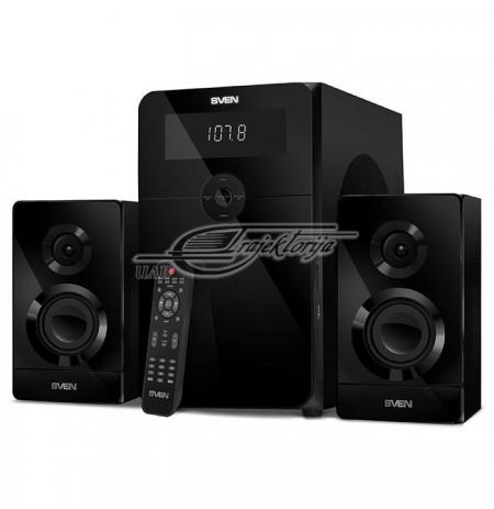 Speakers computer SVEN SV-016722 (2.1, black color)