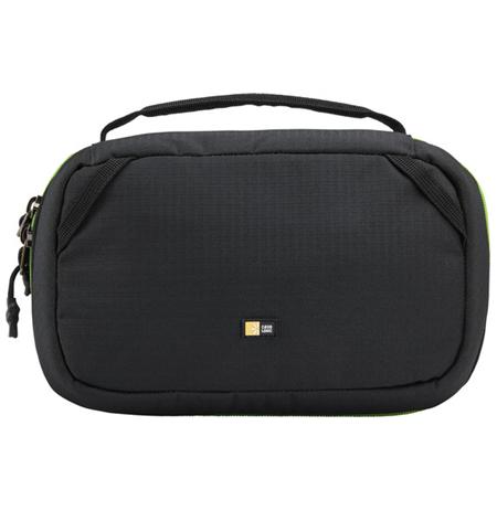 Case Logic KAC101 Kontrast Action Camera Bag, Black,