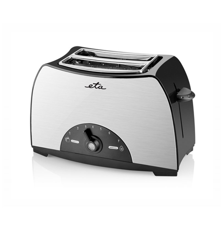 ETA Toaster ETA216690000 Black / Stainless Steel
