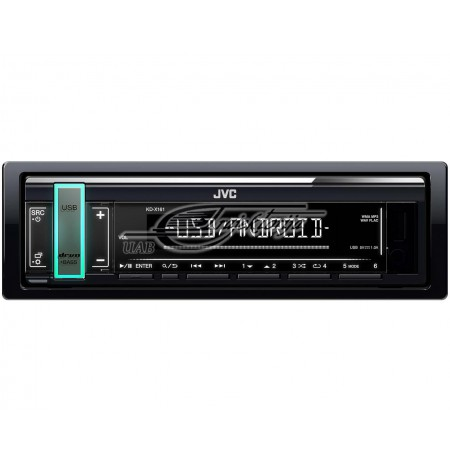 CAR radio JVC KD-X161 (USB)