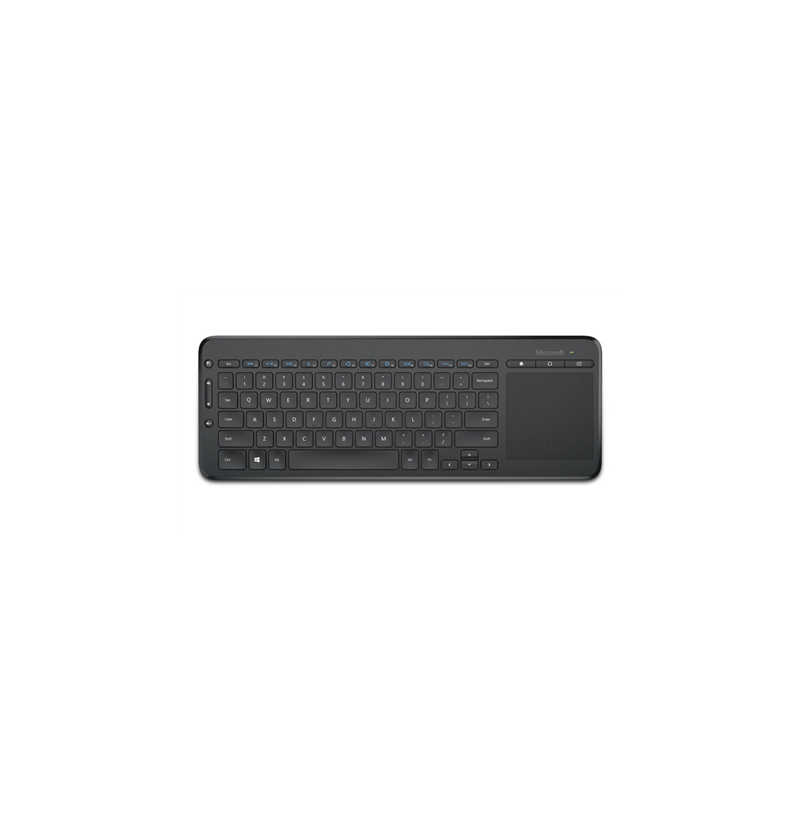 Microsoft N9Z-00022 Multimedia, Wireless, Keyboard layout EN