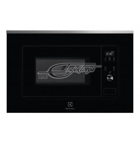 Cooker microwave Electrolux LMS2203EMX (700W, black color)