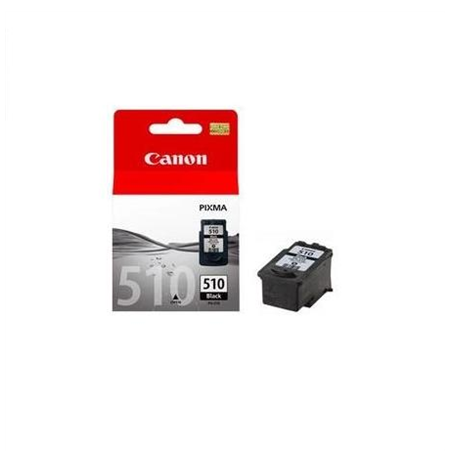 Canon PG-510 FINE Black Ink Cartridge (for PIXMA MP240, MP250, MP260, MP280, MP480), 220 p. @ A4 7,5%
