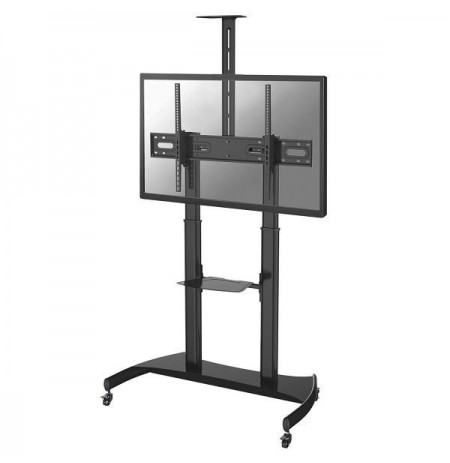 NewStar Mobile Flat Screen Floor Stand (height: 128-160 cm) PLASMA-M1950E