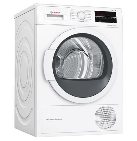 Bosch Dryer Machine WTW85L48SN  Condensed