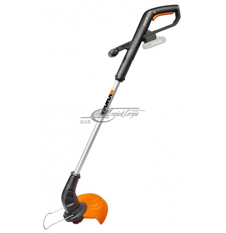 Grass trimmer electric WORX Good Grips WG157E.9 (Trimmer line, 250 mm)