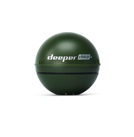 Deeper Smart Sonar Chirp+ Military Green, Yes, Sonar