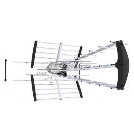 Antenna directional outside Libox LB2000 (32 dB, Typ F)