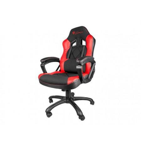 Žaidimų kėdė GENESIS NITRO 330 (SX33) Juodai-raudona