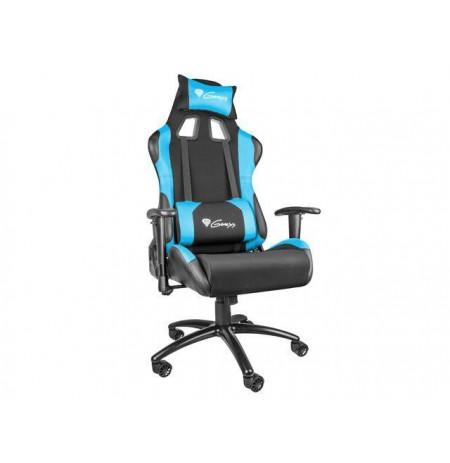 Žaidimų kėdė GENESIS NITRO 550 Juodai-žalia