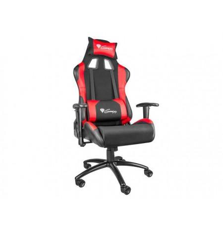 Žaidimų Kėdė GENESIS NITRO 550 Juodai-Raudona