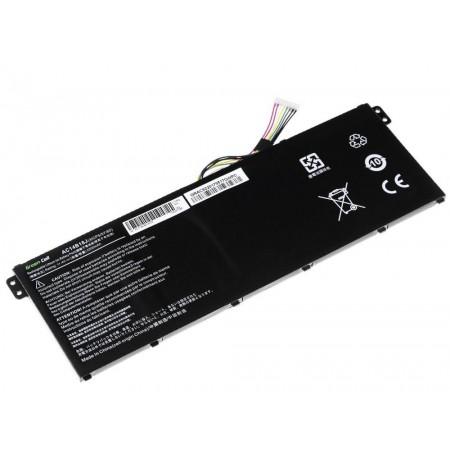 Baterija Green Cell AC14B8K AC14B18J skirta Acer Aspire E 11 ES1-111M ES1-131 E