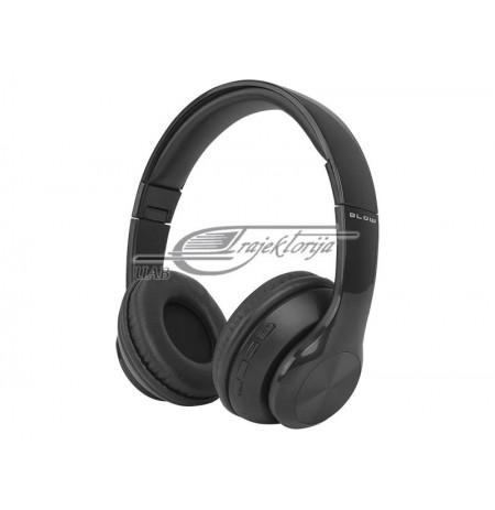 Headphones wireless BLOW BTX400SD 32-787 (bluetooth, on-ear, Bluetooth, black color)