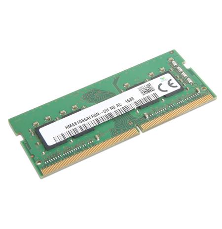 Lenovo 8 GB, DDR4, 2666 MHz, Notebook, Registered No