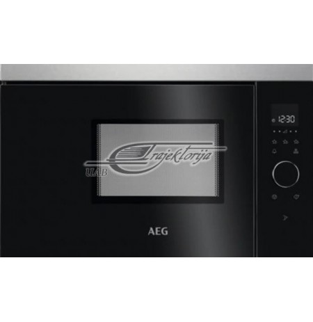 Cooker microwave AEG MBB1756SEM (1250W, black color)