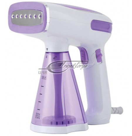 Steam cleaner for clothing PRIME3 SGS31 (1500W, purple color)