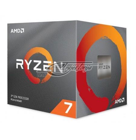 Processor AMD Ryzen 7 3800X 100-100000025BOX (3900 MHz, 4500 MHz, AM4, BOX)