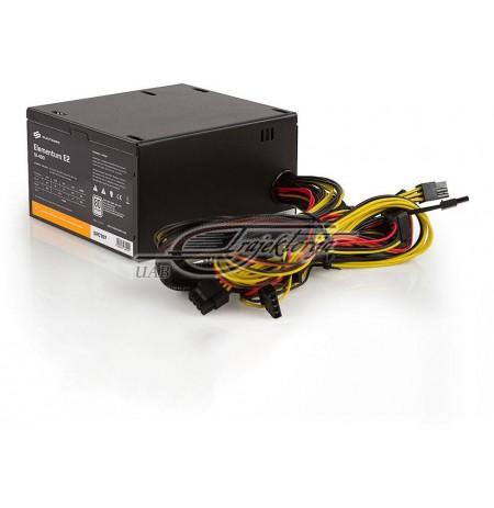 Power supply SilentiumPC SPC197 (450 W, Active, 140 mm)