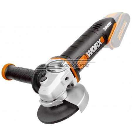 Grinder angle WORX WX800.9 (115 mm)