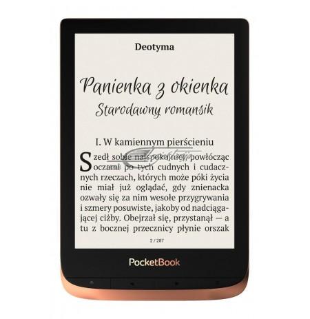 "Reader E-book POCKETBOOK PB 632 Touch HD 3 PB632-K-WW (6"")"