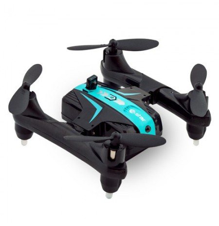 eStar Dual Striker 11 Dronas Juodas