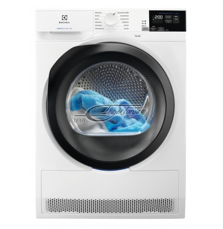 Dryer For underwear Electrolux EW7H438BP (8 kg, 638 mm)