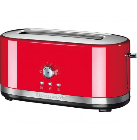 Toaster KitchenAid 5KMT4116EER (1800W, red color)