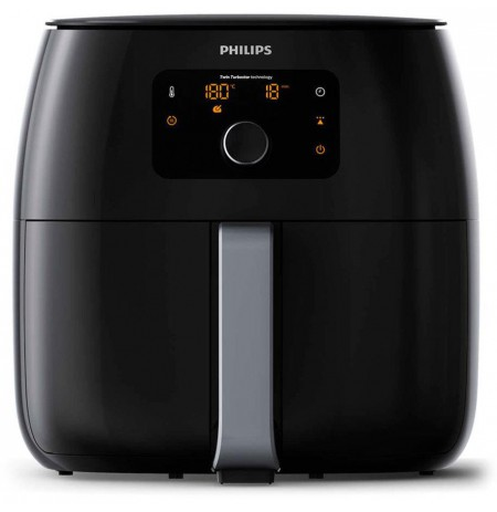 Fryer Philips Airfryer XXL HD9650/90 (1,4 kg, 2225W, black color)