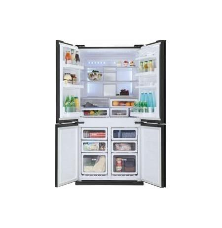 SJFS820VBK Sharp šaldytuvas