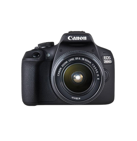 Canon EOS 2000D 18-55 II EU26 SLR Camera Kit