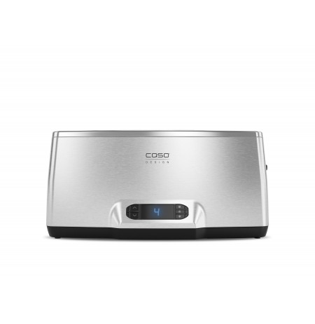 Toaster chromed caso INOX4 2779 (1850W, silver color)