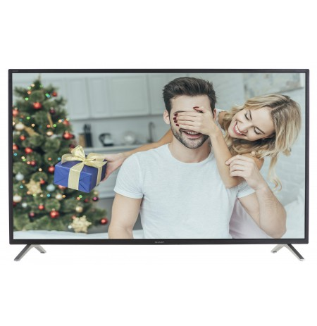 "TV 65"" Sharp 65BL2EA (4K, HDR+, AM600, SmartTV)"