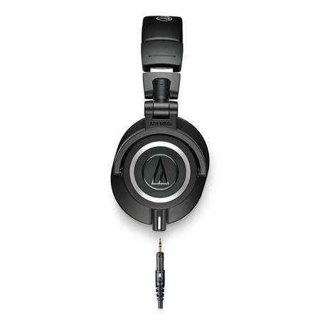 Audio Technica ATH-M50X 3.5mm (1/8 inch), Headband/On-Ear, Black