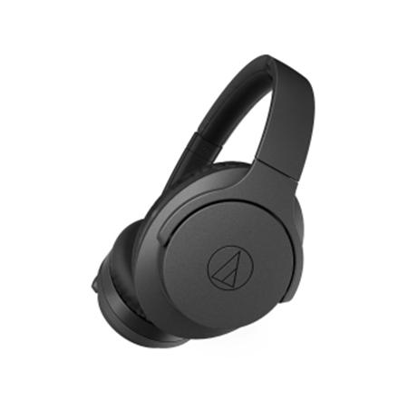 Audio Technica Wireless Noise Cancelling Headphones ATH-ANC700BTBK Headband/On-Ear