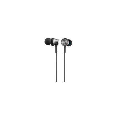 Sony MDREX450APH 3.5mm (1/8 inch), In-ear, Microphone, Gray