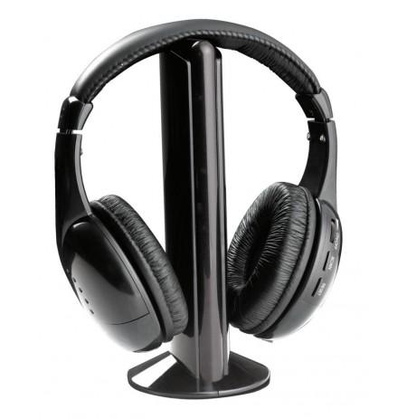 Headphones wireless Esperanza LIBERTY TH110 (black color