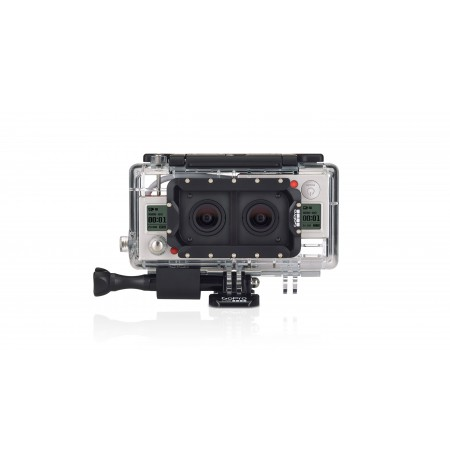 GoPro - Dual HERO System Housing AHD3D-301