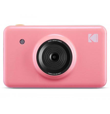 Kodak Minishot Camera & Printer Pink