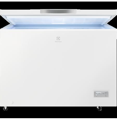308 l talpos šaldymo dėžė Electrolux LCB3LF31W0, LowFrost