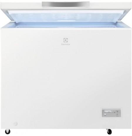 254 l talpos šaldymo dėžė Electrolux LCB3LF26W0, LowFrost