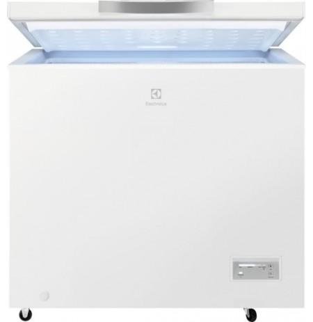 200 l talpos šaldymo dėžė Electrolux LCB3LE20W0, LowFrost