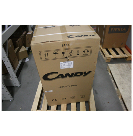 SALE OUT. Candy CCTOS 502XH Refrigerator/Reversible door/H85/Fridge 84L/Freezer 13L/EC A+/Inox  Candy DAMAGED PACKAGING