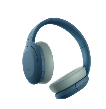 Sony WHH910NL Over-ear, Noice canceling, Wireless, Yes, Blue