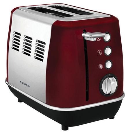 Morphy richards Evoke Toaster 224408 Power 850 W
