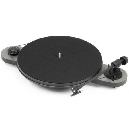 Pro-Ject Elemental Belt-drive audio turntable Black,Grey