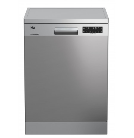 Beko DFN26422X dishwasher Freestanding 14 place settings A++