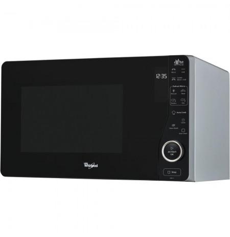 Whirlpool MWF 421 SL microwave Countertop Combination microwave 25 L 800 W Black,Silver